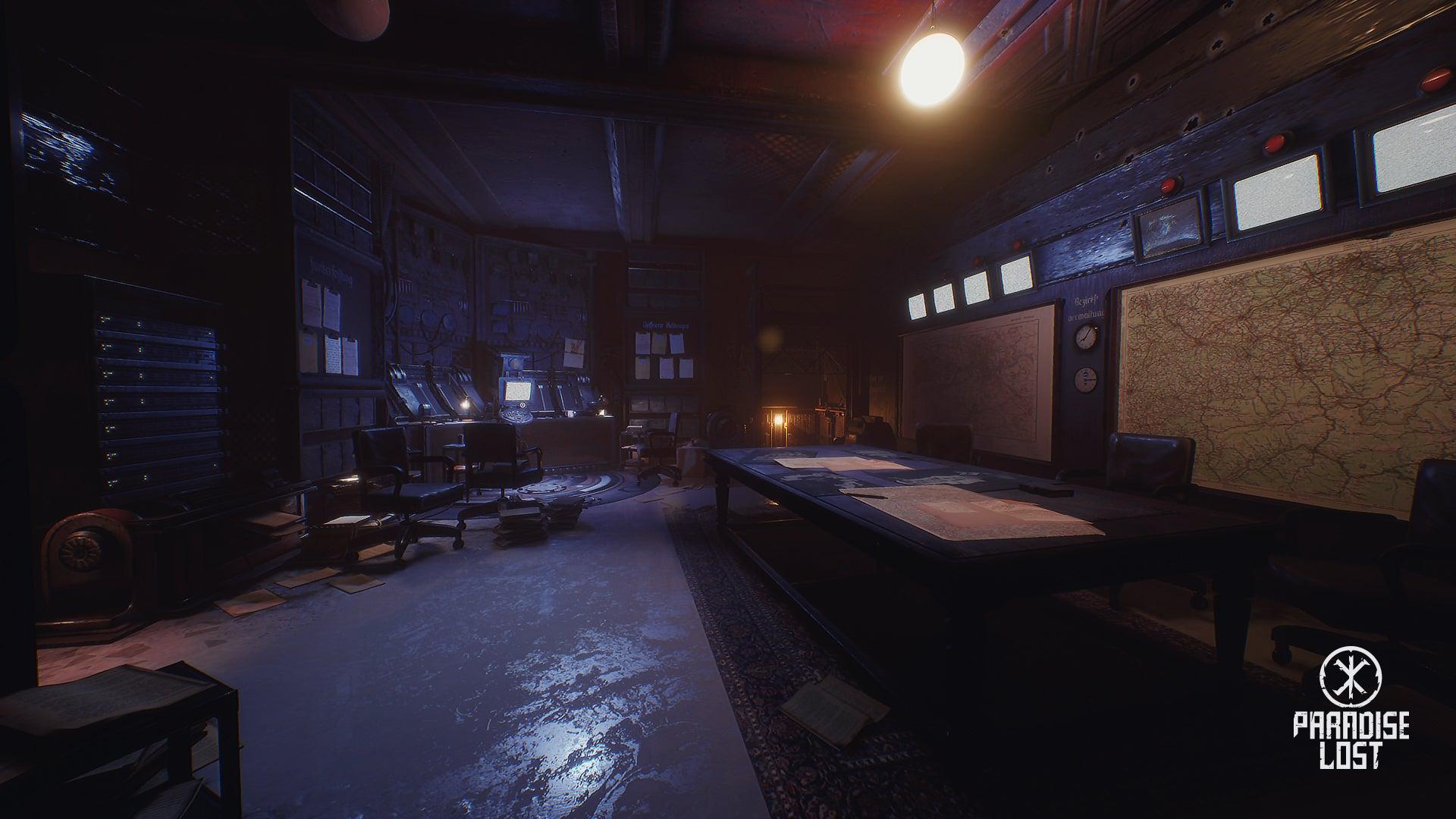 Screenshot of Paradise Lost