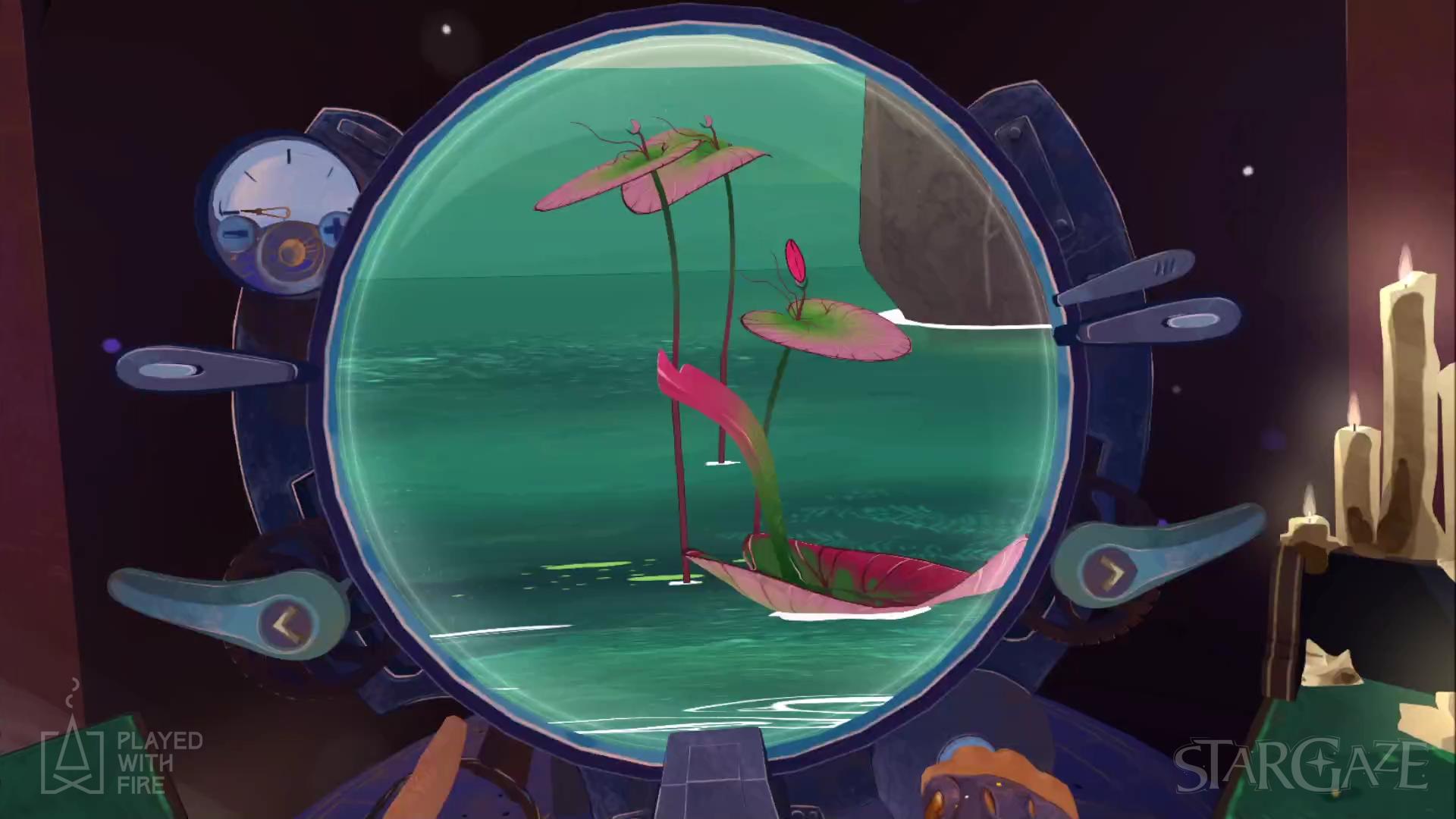 Screenshot of Stargaze