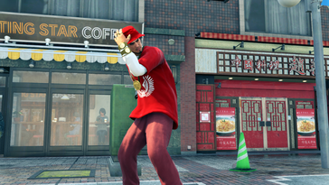 Screenshot of Yakuza: Like a Dragon