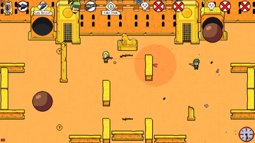 Screenshot of Twin Stick Heroes