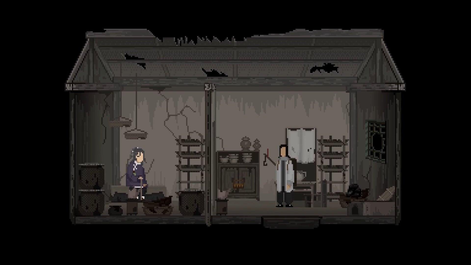 Screenshot of The Rewinder