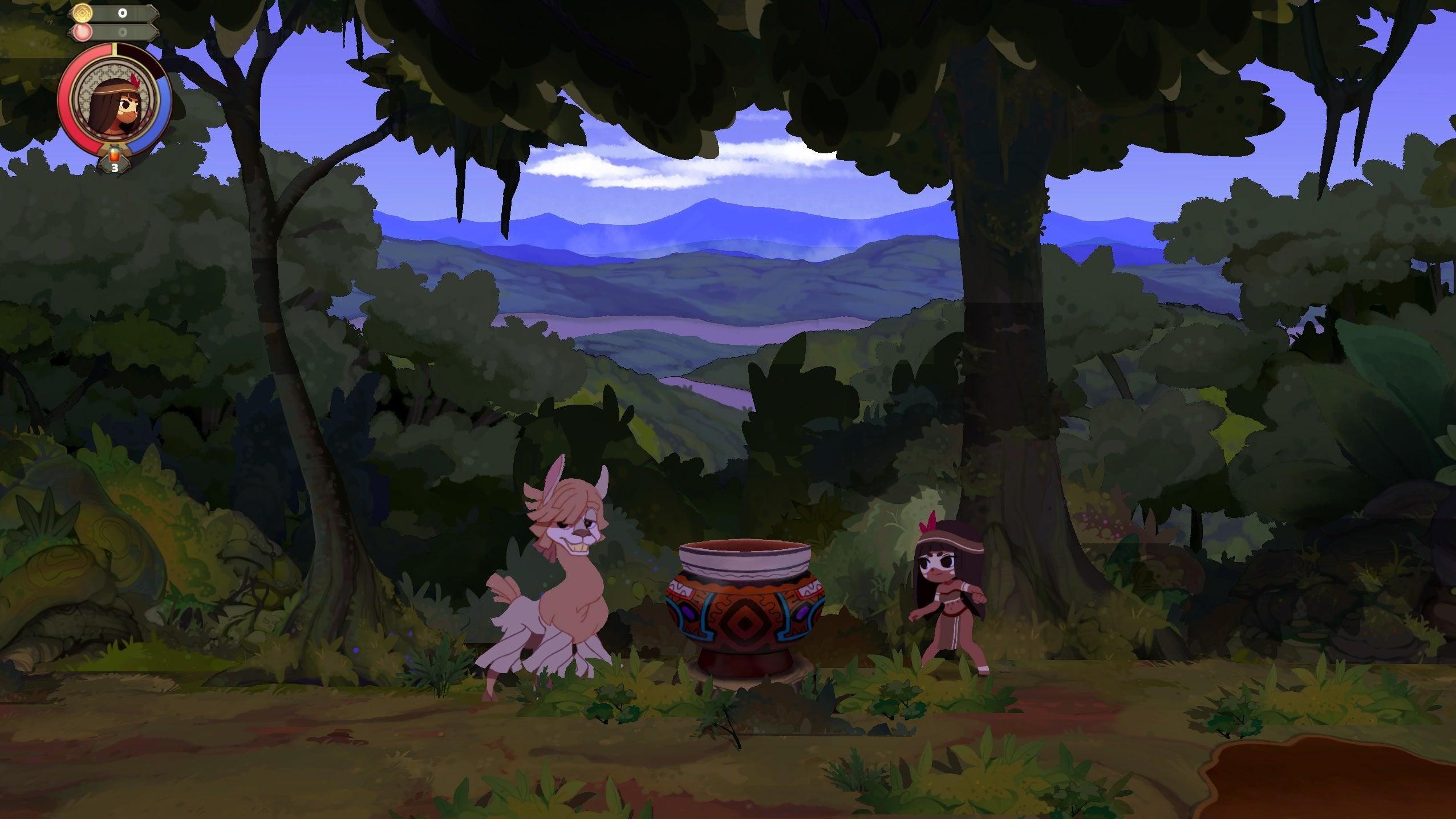 Screenshot of Tunche