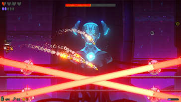 Screenshot of Neon Abyss