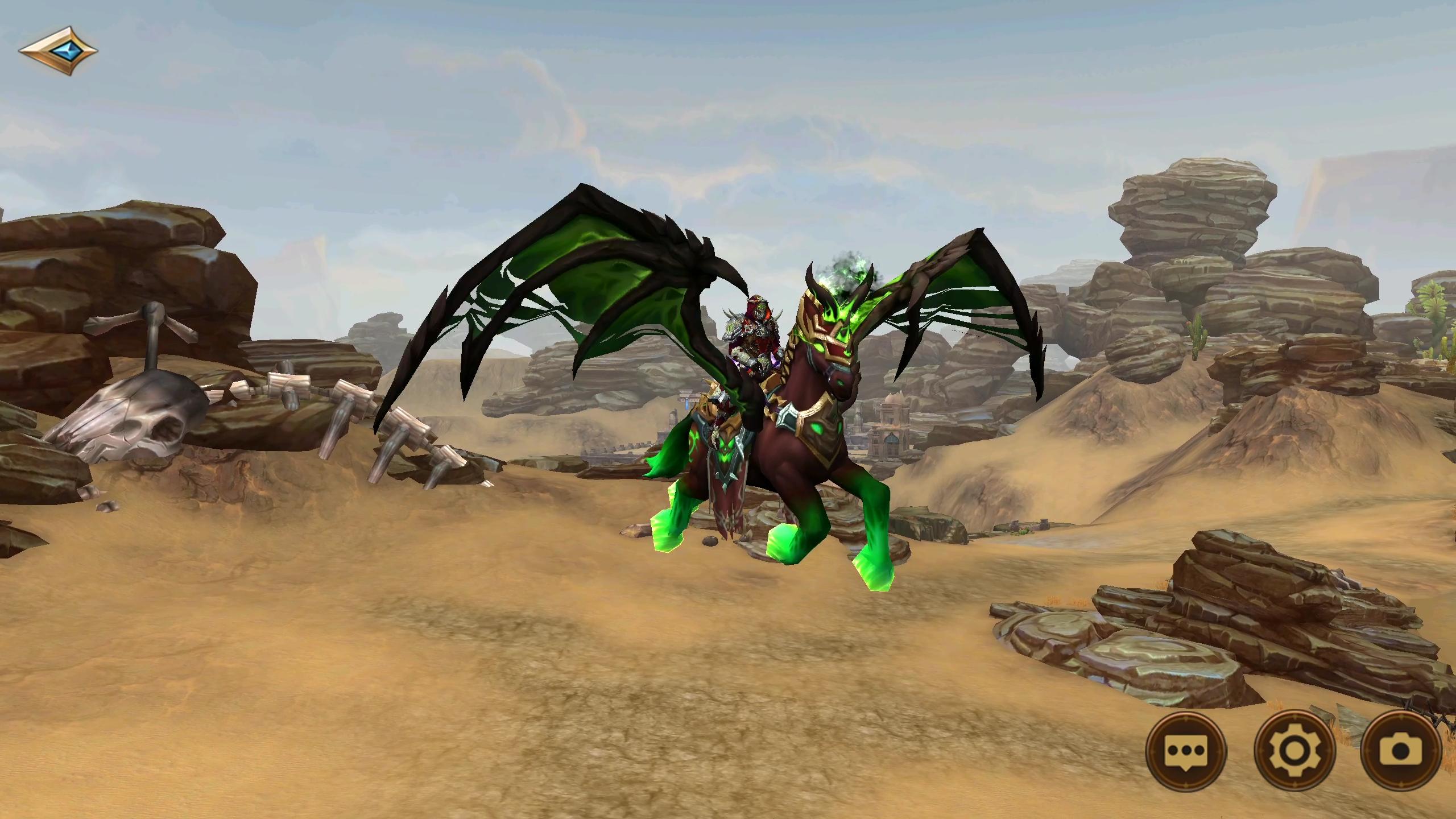 Screenshot of Era of Legends