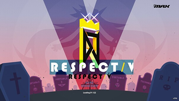 Screenshot of DJMAX Respect V.