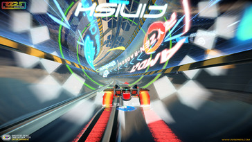Screenshot of 22 Racing Series
