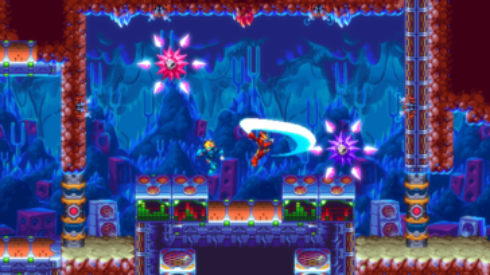 Screenshot of 30XX