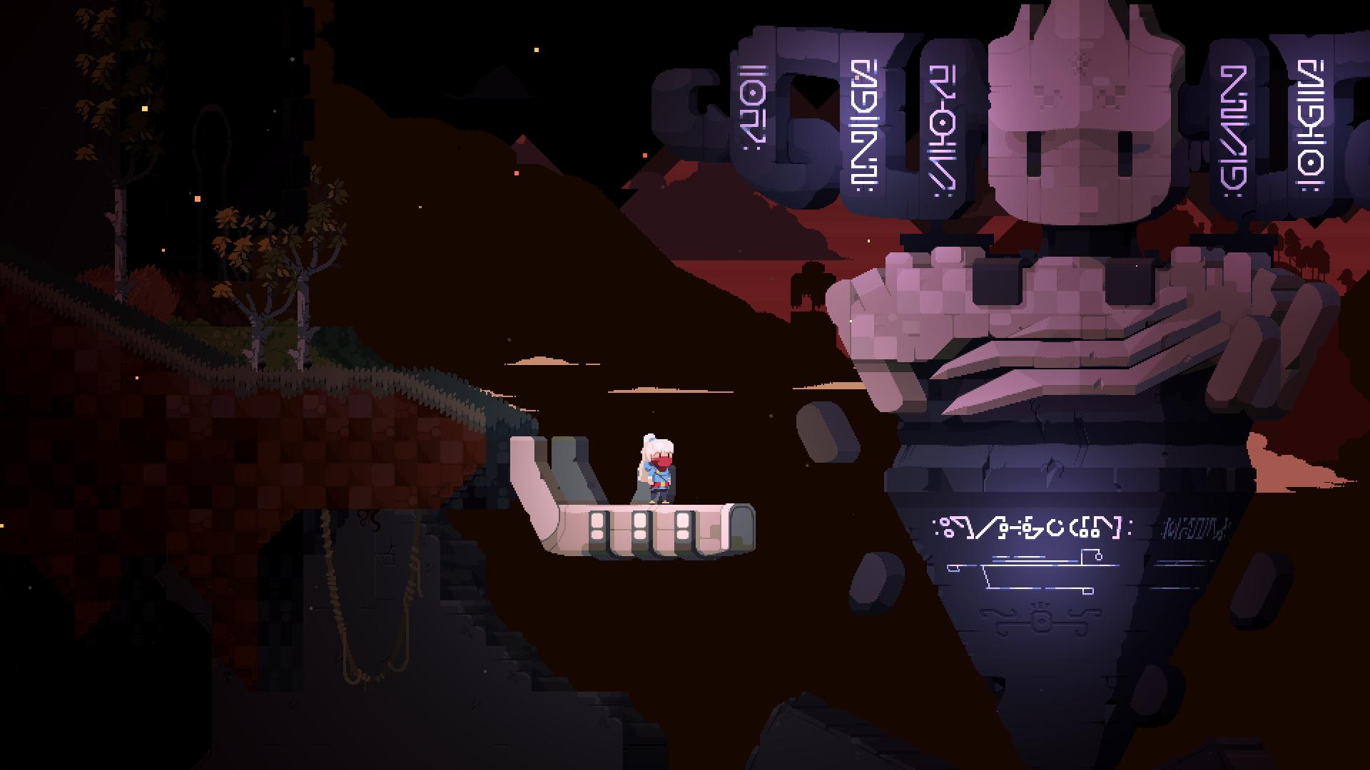 Screenshot of YesterMorrow