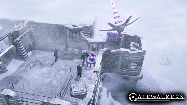 Screenshot of Gatewalkers.