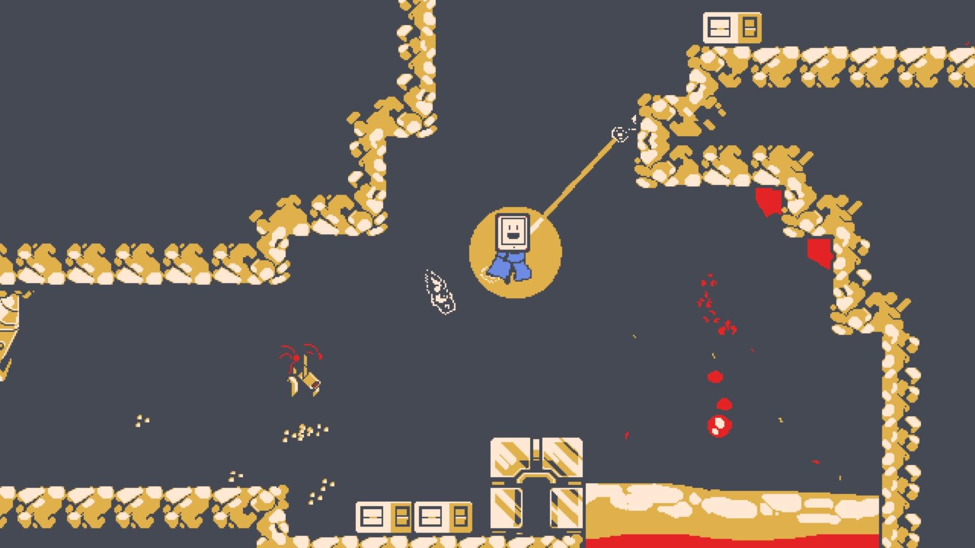 Screenshot of KUNAI