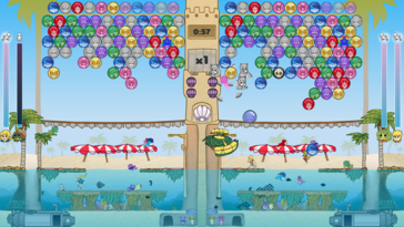 Screenshot of Hamster Scramble