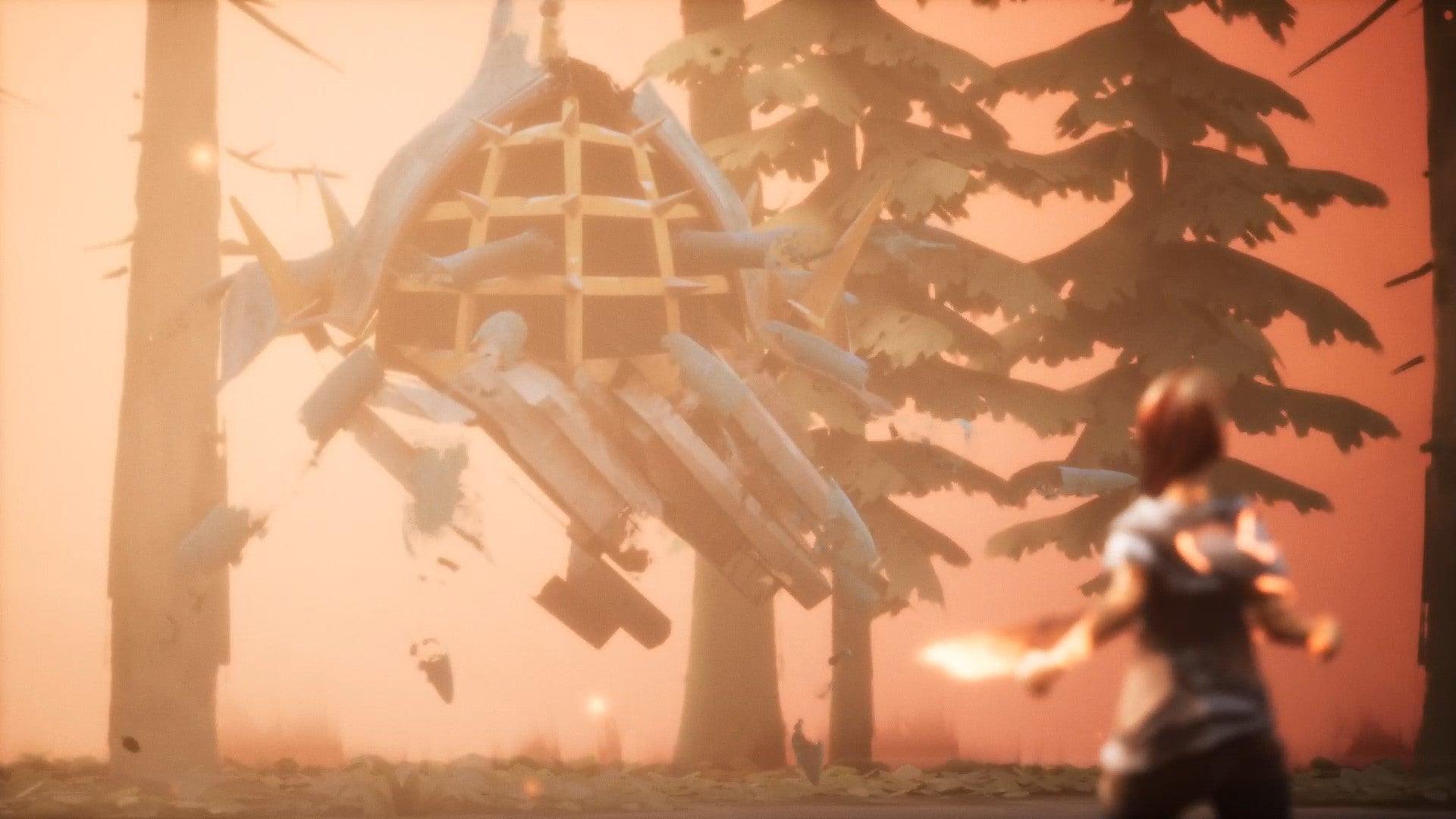 Screenshot of Dreamscaper