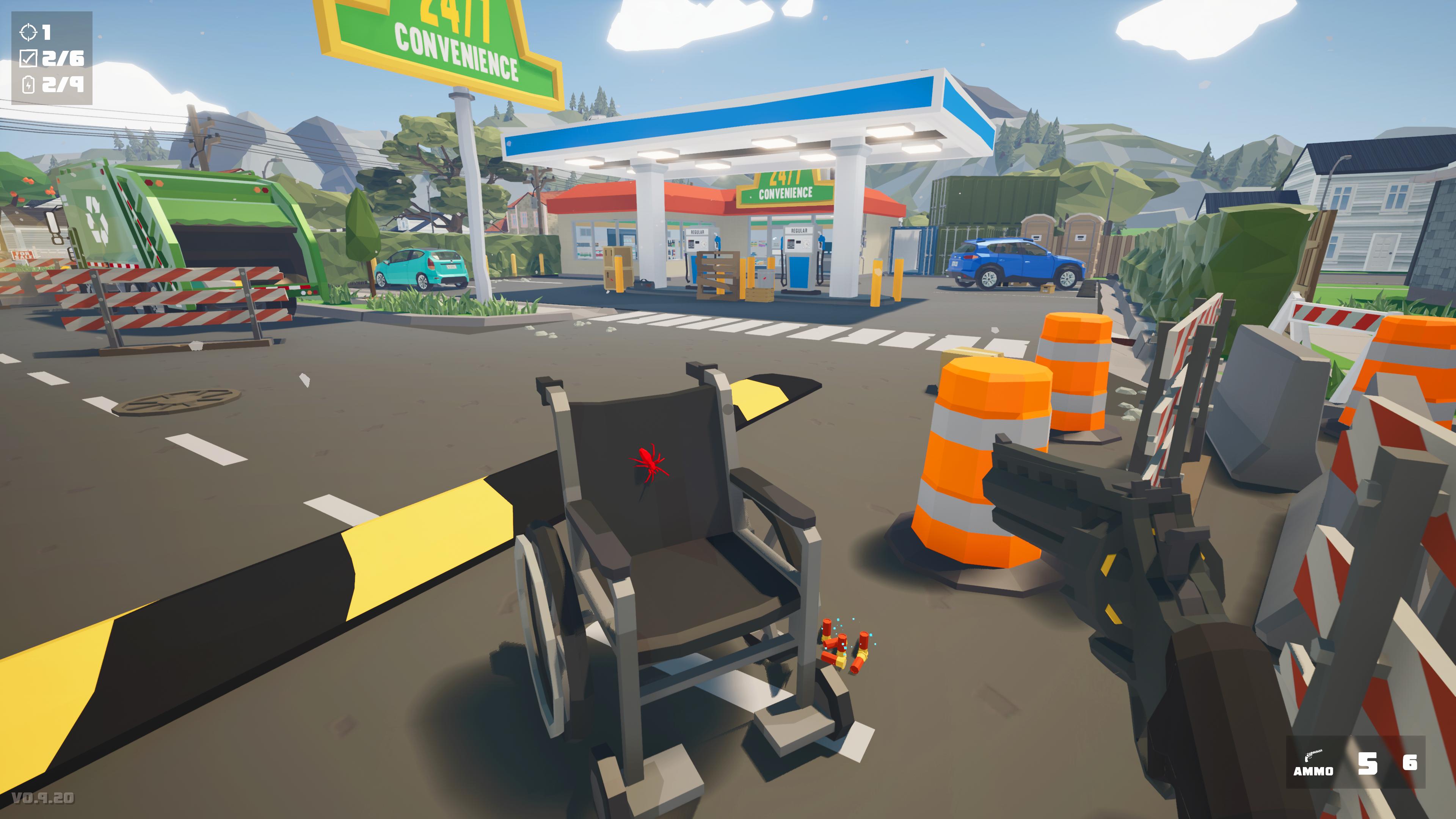 Screenshot of Kill It With Fire