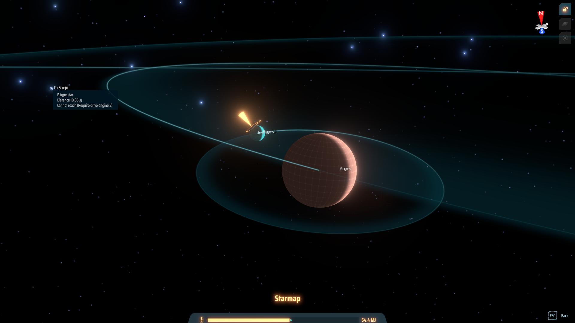 Screenshot of Dyson Sphere Program