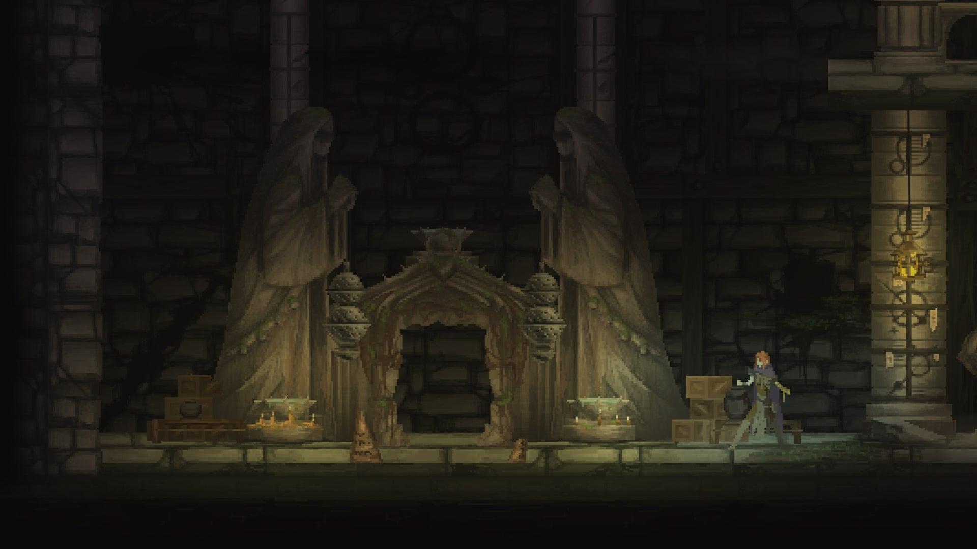 Screenshot of Dark Devotion