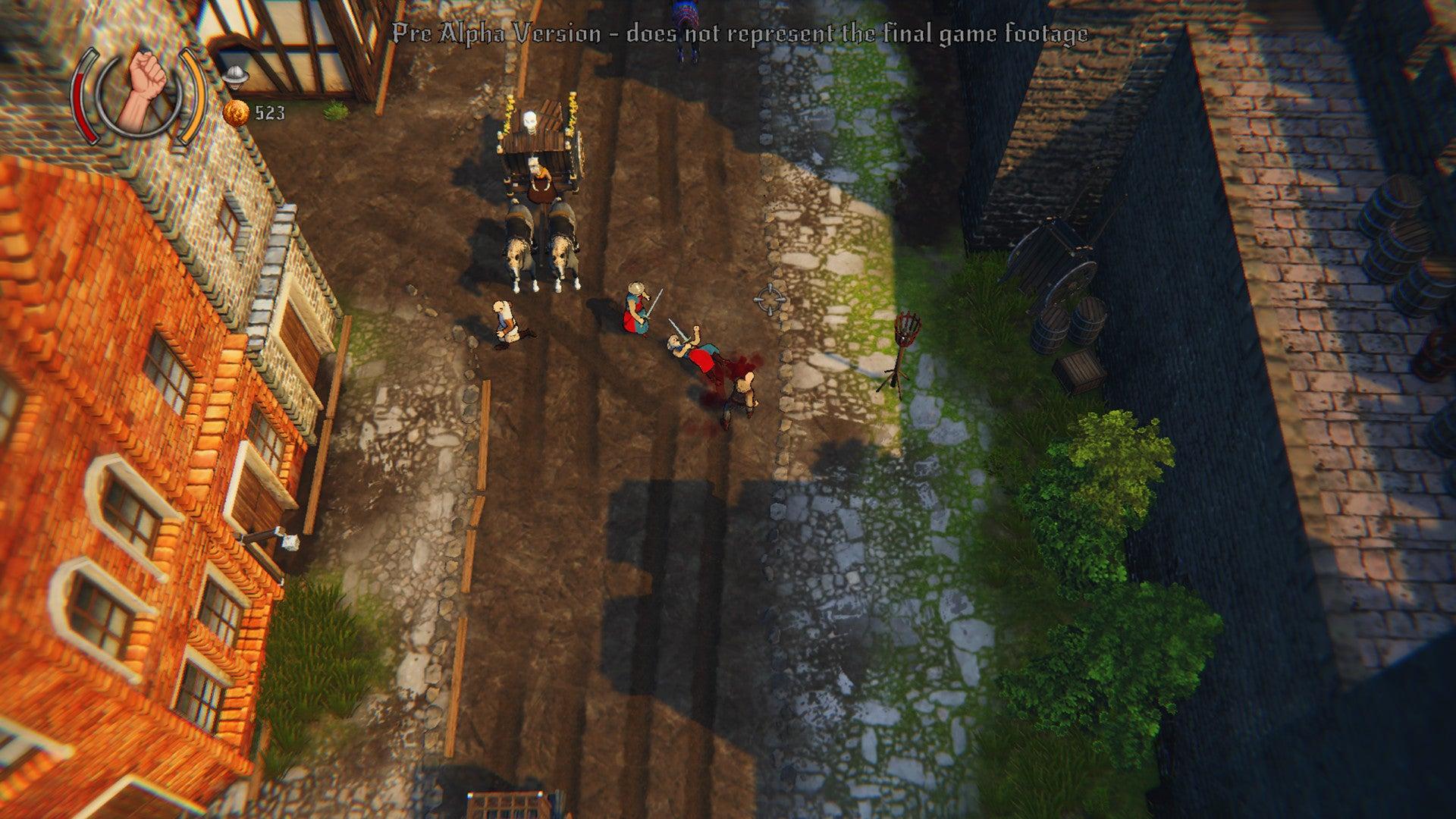 Screenshot of Rustler