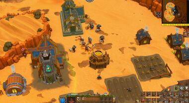 Co-op RTS DwarfHeim will launch in early access in October, and gets a new demo today