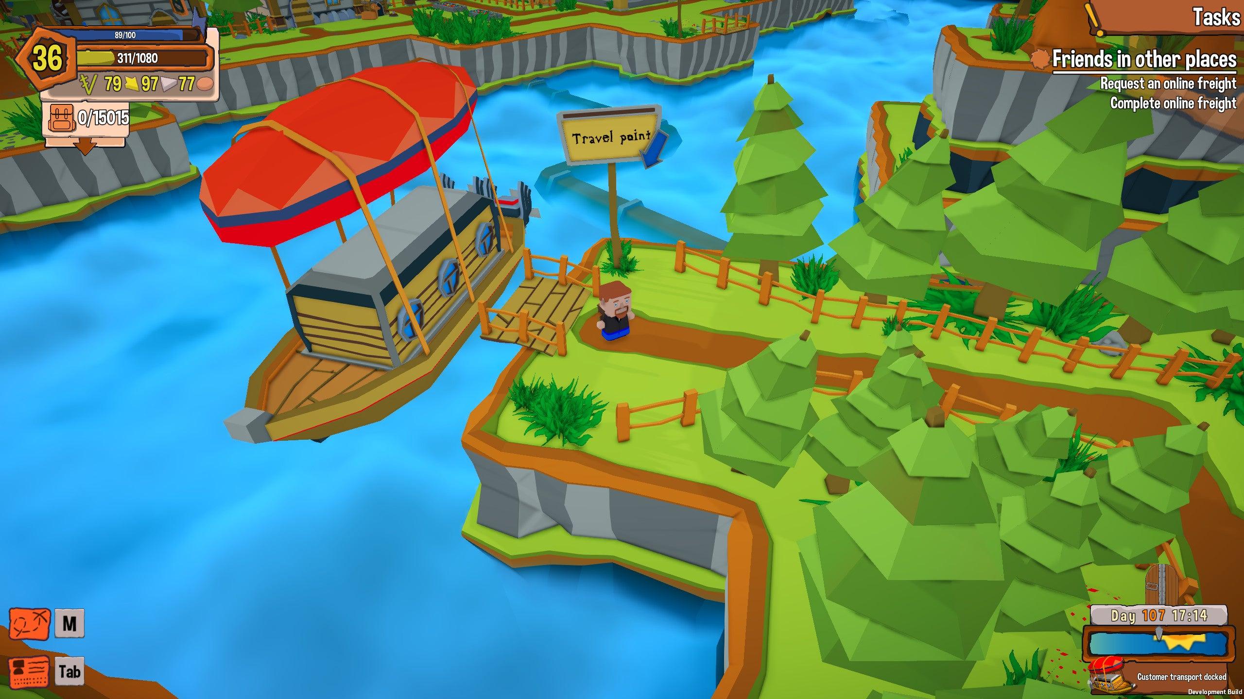 Screenshot of Craftlands Workshoppe