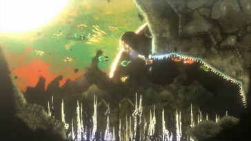 Screenshot of Anew: The Distant Light