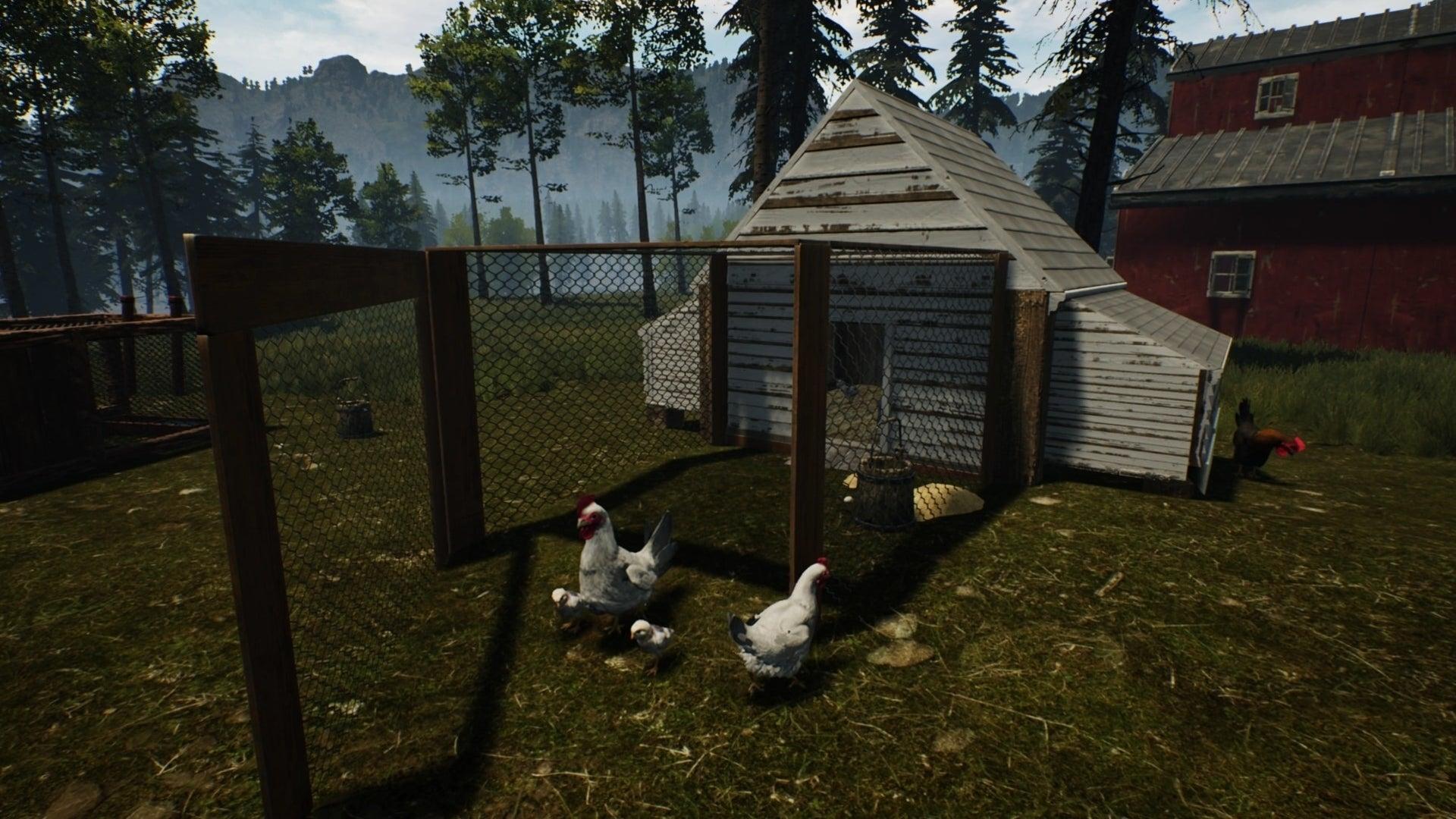 Screenshot of Ranch Simulator