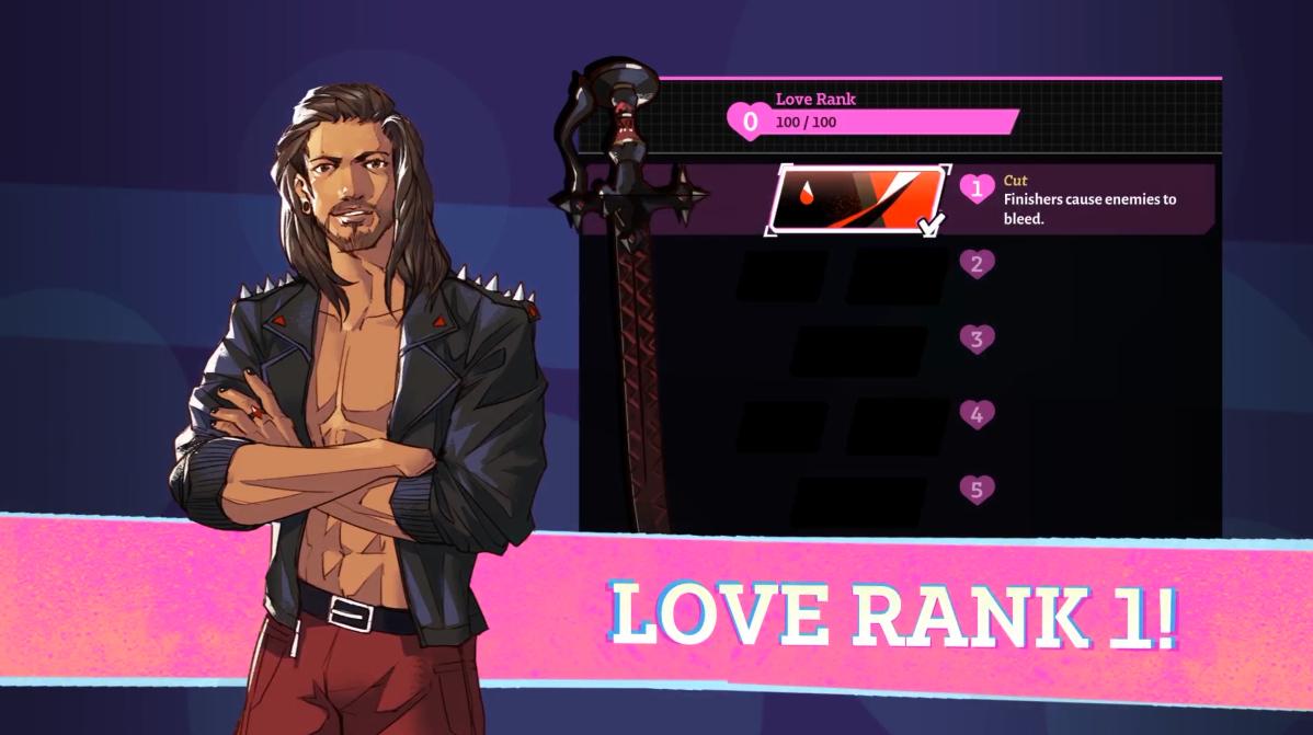 Screenshot of Boyfriend Dungeon