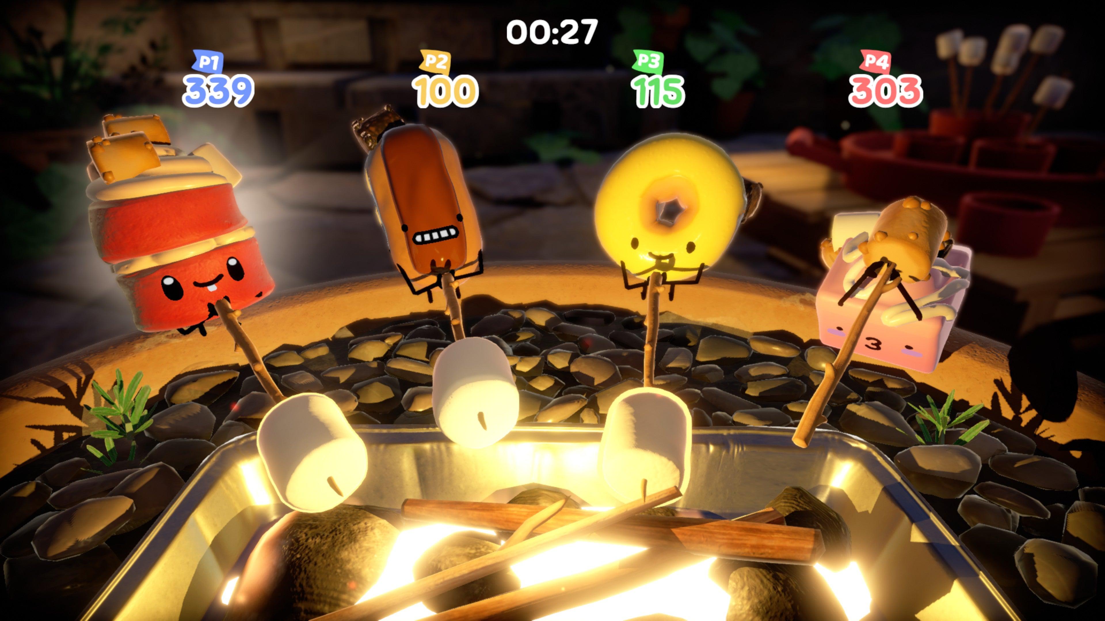 Screenshot of Cake Bash