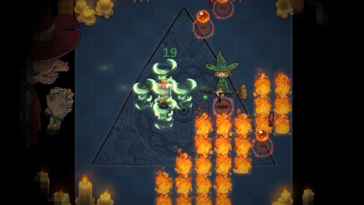 Screenshot of Crown Trick