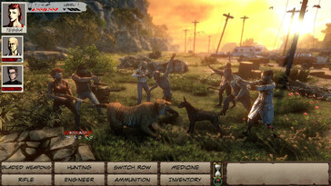 Screenshot of Dead Age 2