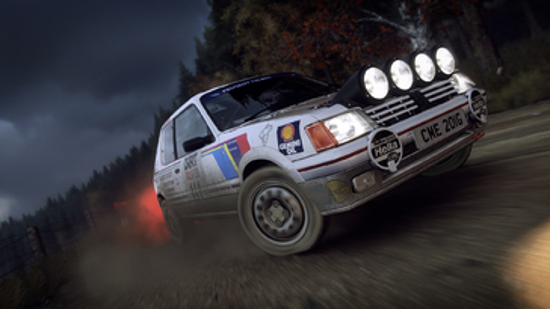 Screenshot of DiRT Rally 2.0