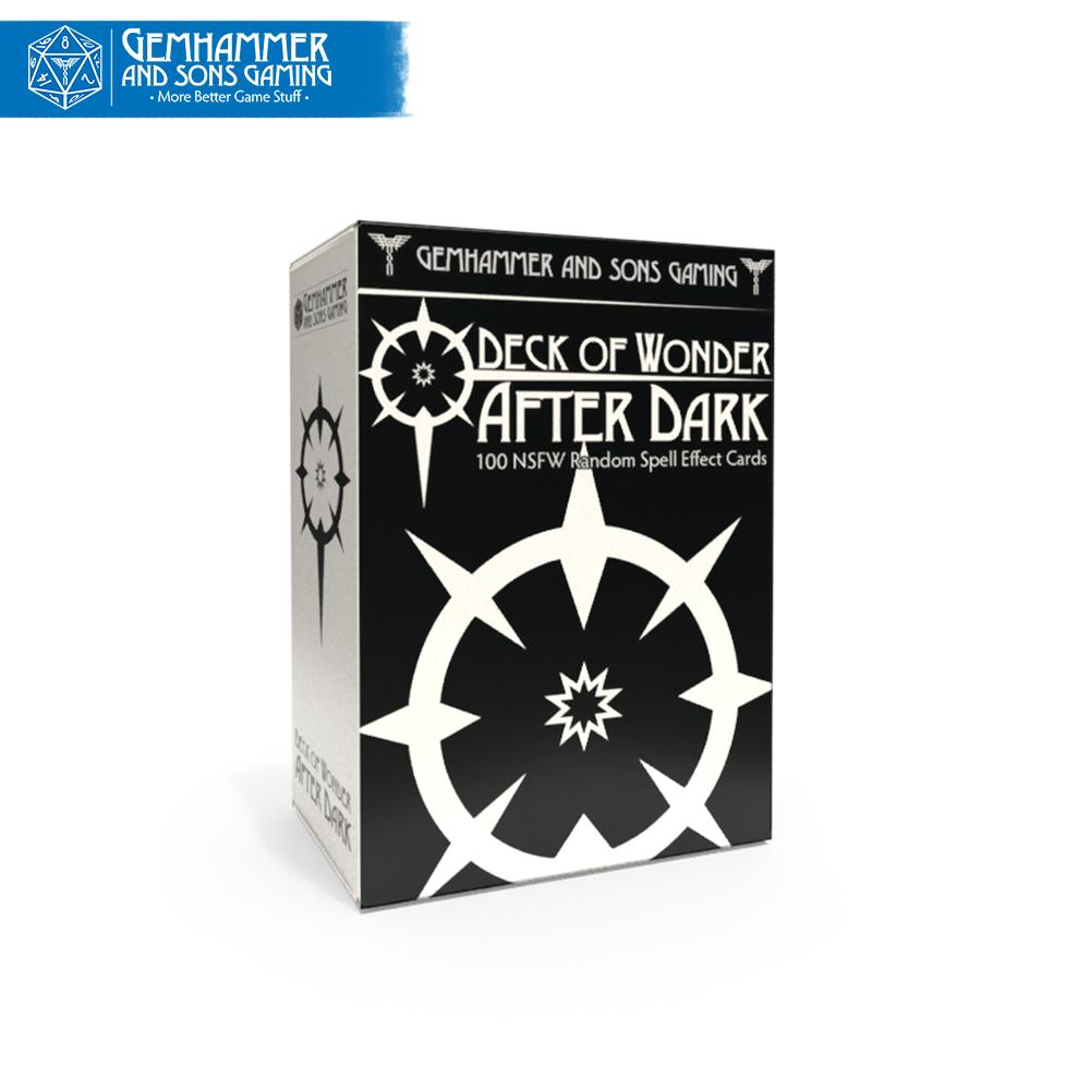 Deck of Wonder: After Dark