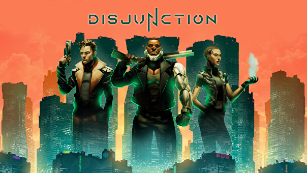 Screenshot of Disjunction.