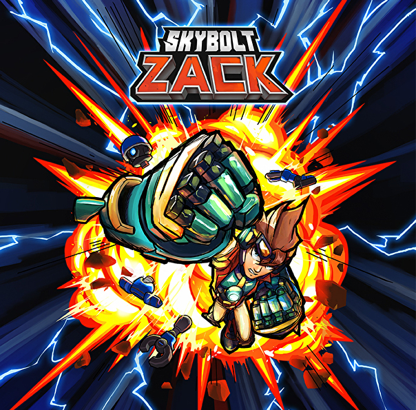 Screenshot of Skybolt Zack.