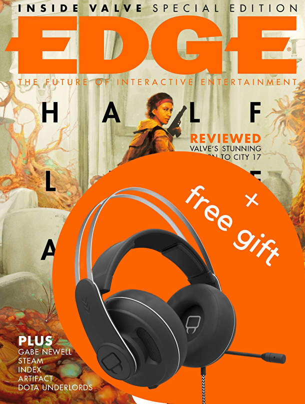 Edge subscription with FREE headset