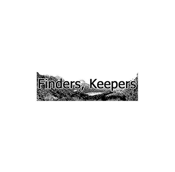 Screenshot of Finders, Keepers.
