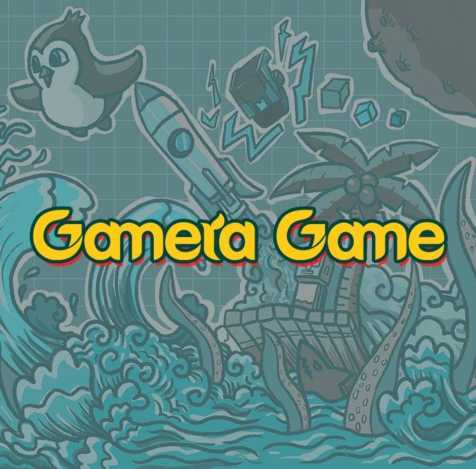Gamera Game