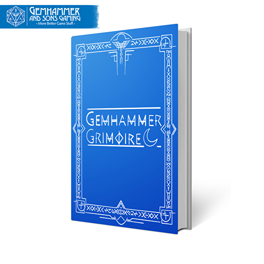 Gemhammer Grimoire