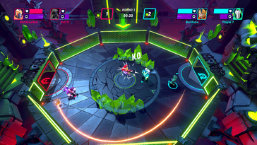 Screenshot of HyperBrawl Tournament
