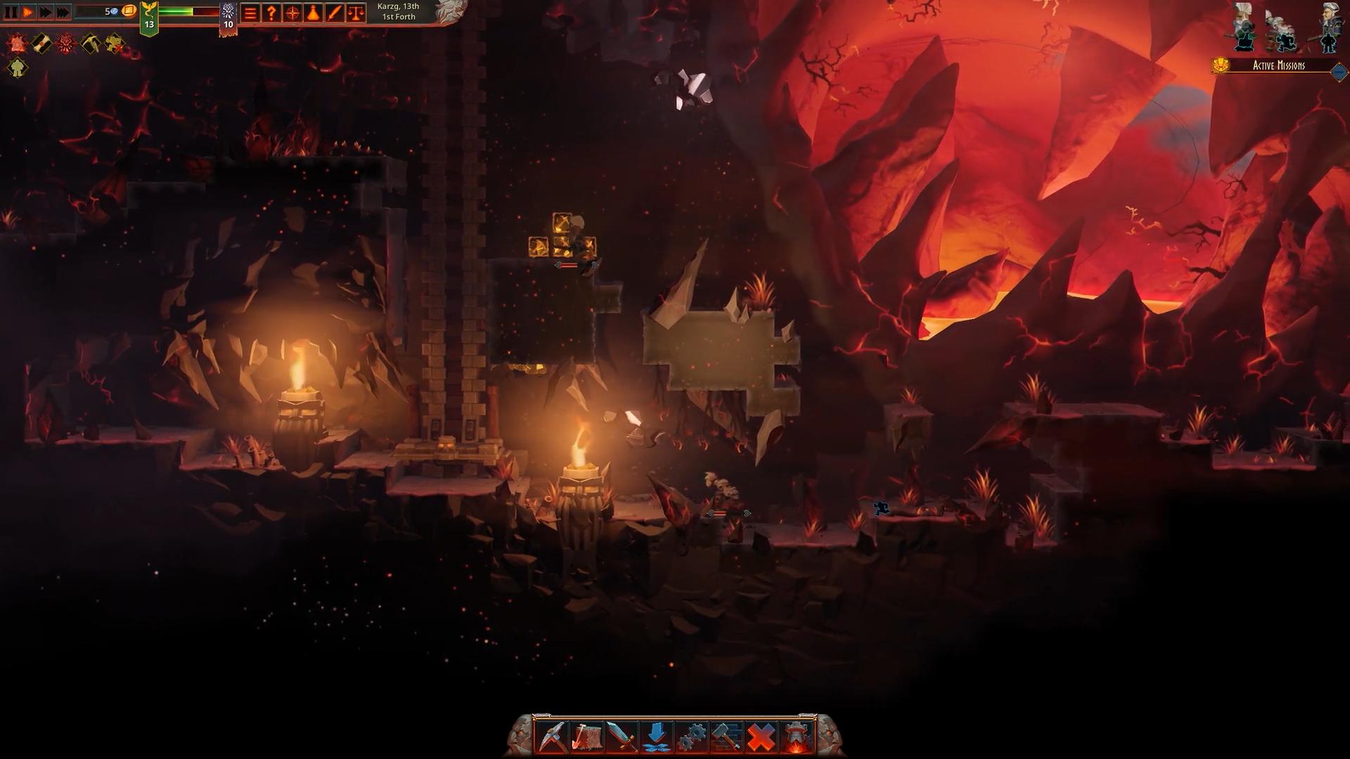 Screenshot of Hammerting
