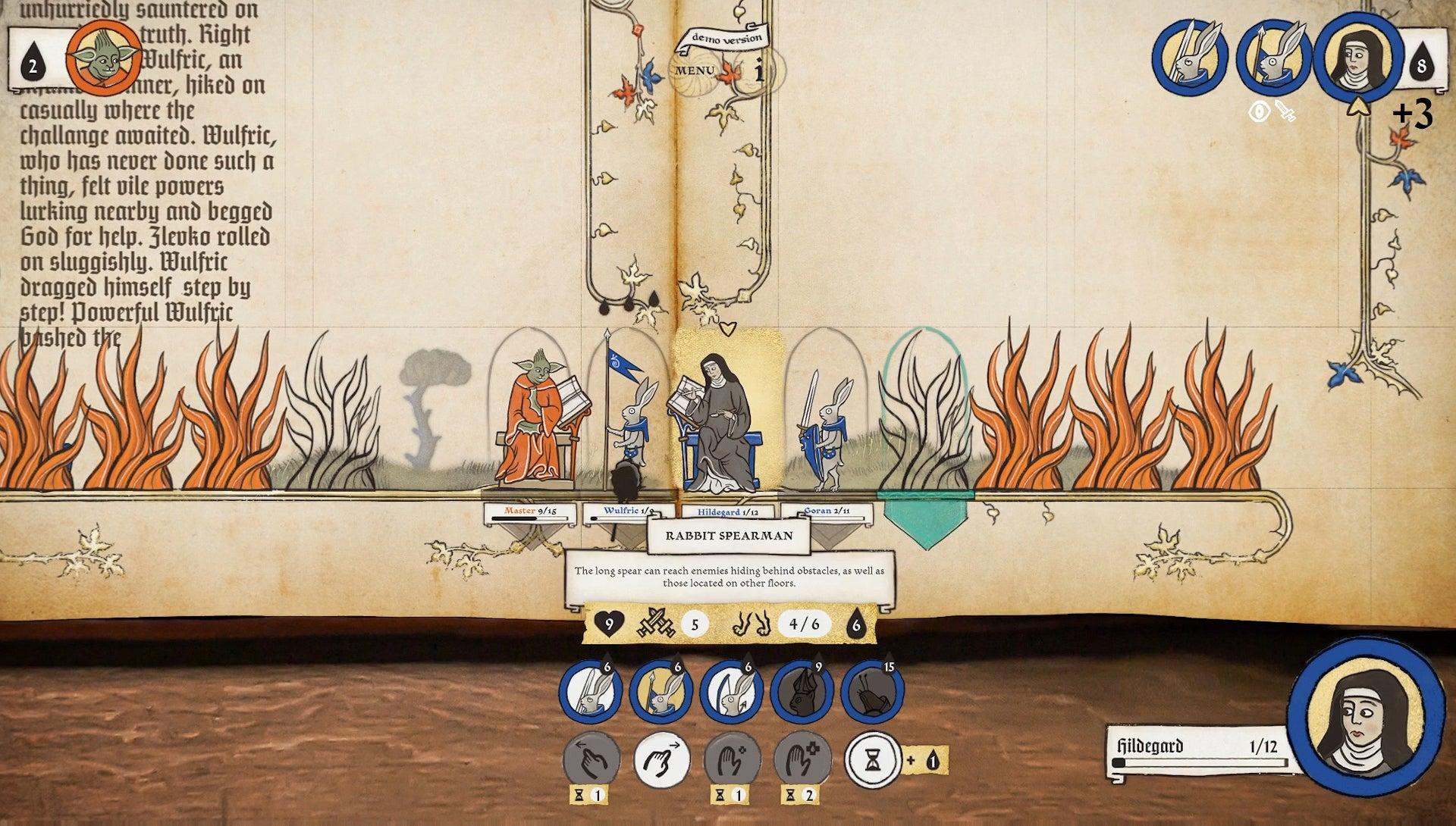 Screenshot of Inkulinati