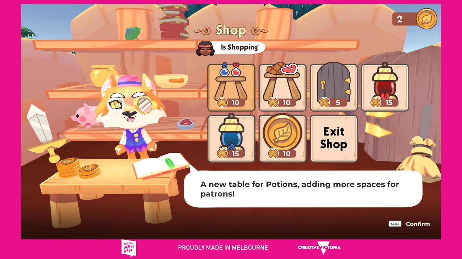 Screenshot of Innchanted