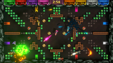 Screenshot of Knight Squad 2