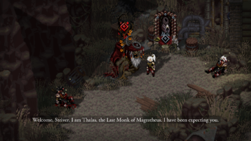 Screenshot of Morbid: The Seven Acolytes