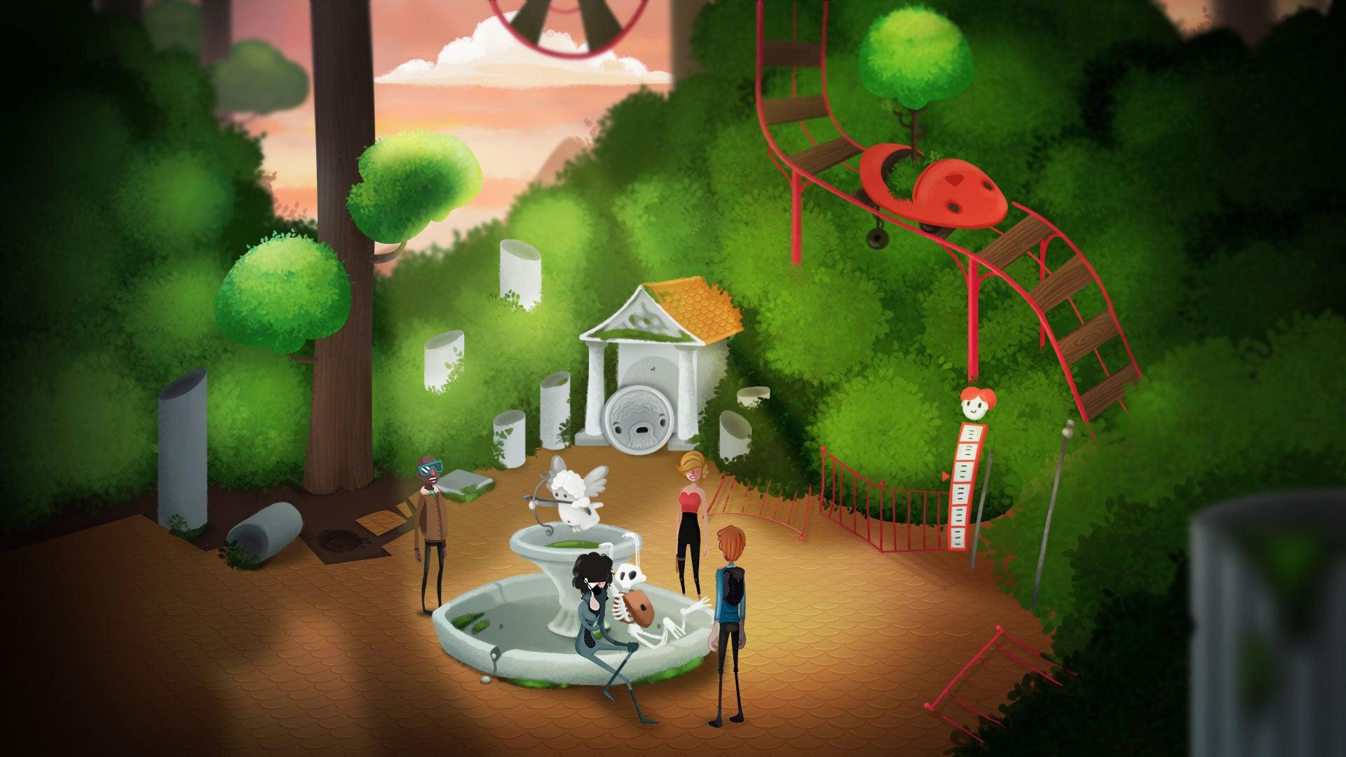 Screenshot of Mutropolis