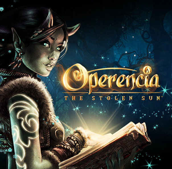 Screenshot of Operencia: The Stolen Sun.