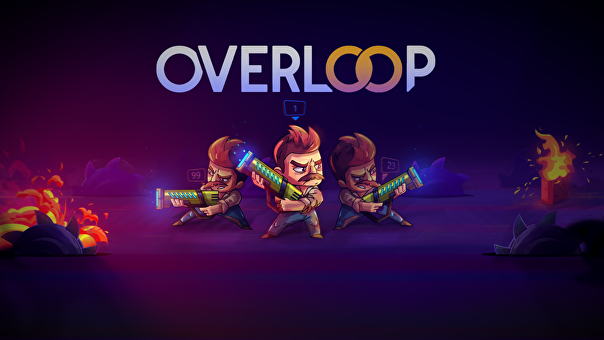 Screenshot of Overloop.