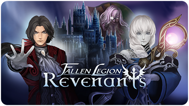 Screenshot of Fallen Legion Revenants.