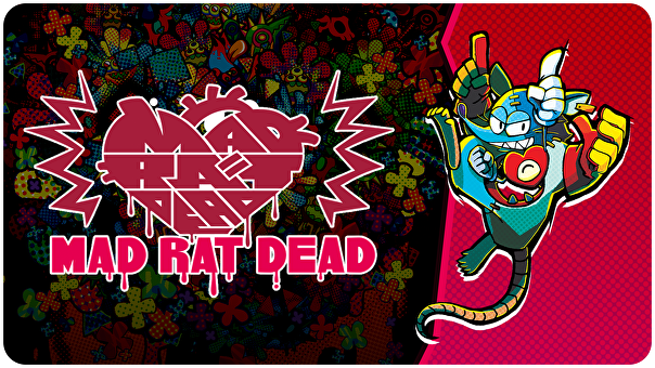Screenshot of Mad Rat Dead.