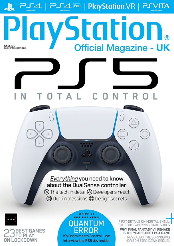 PlayStation Official Magazine Subscription - 3 for £3