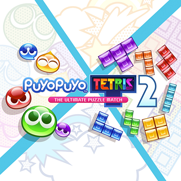 Screenshot of Puyo Puyo Tetris 2.