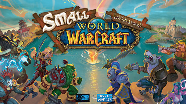 Days of Wonder - Small World of Warcraft